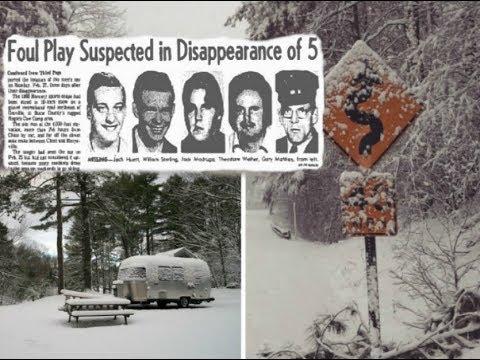 Unsolved Mystery   American Dyatlov Pass Case- Missing 5   True ...