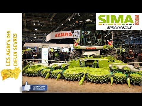 SPECIAL SIMA 2017 | Episode 3 | Claas - Artec - Lemken thumbnail