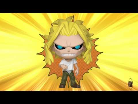 My Hero Academia Pop!s