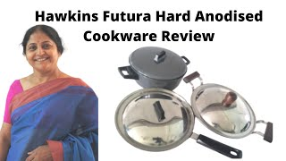 Hawkins Futura Hard Anodised Cookware Review Top Cookwares Brand in Indian Market in 2020