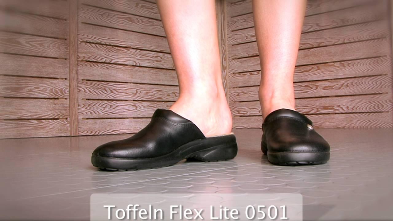 Toffeln Flex Lite 0501 White