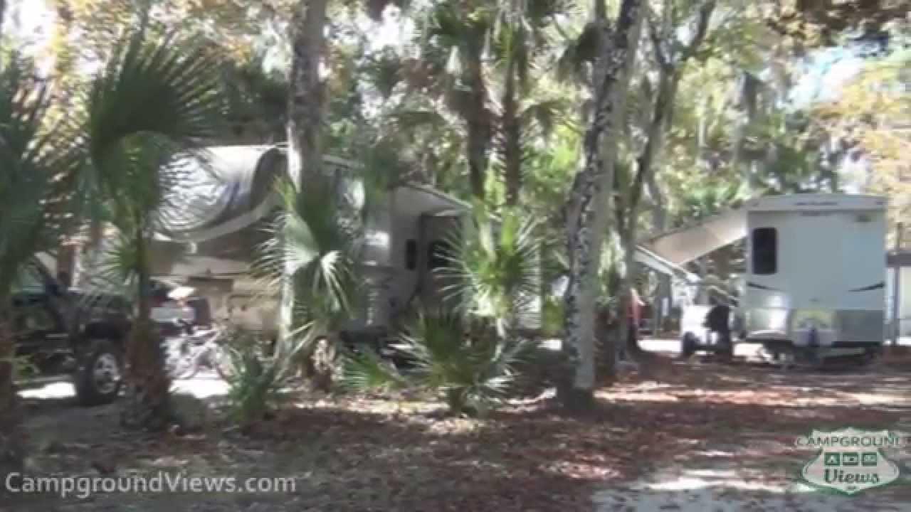 Campgroundviews Com Sugar Mill Ruins Travel Park New