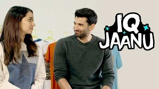 I.Q Jaanu Ft. Aditya Roy Kapoor & Shraddha Kapoor | Being Indian