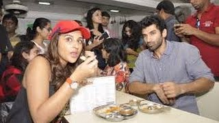 Daawat e Ishq - Full Movie Promotion at Madras Cafe | Parineeti Chopra & Aditya Roy Kapur