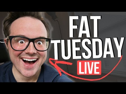 Fat Tuesday LIVE! 🔴