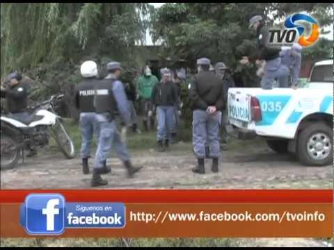 TVOINFO - POLICIA EN ACCIÓN - FORMOSA