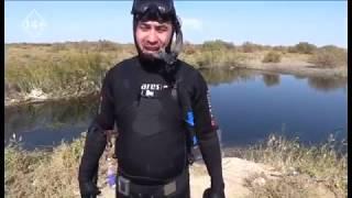 Природный экстрим подводная рыбалка Часть 2