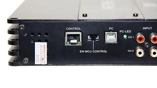 2 в 1. Усилитель + DSP звуковой аудио процессор для автомобиля.(Разверни описание: Тайминг: 01:15 - Размеры усилителя RD-1600 и осмотр 04:58 - Различные схемы подключения 07:29 - раче..., 2015-12-13T09:29:56.000Z)