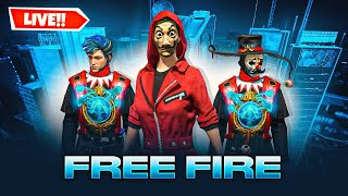 FREE FIRE LIVE NEW EVENT AND ELITE PASS | GARENA FREE FIRE