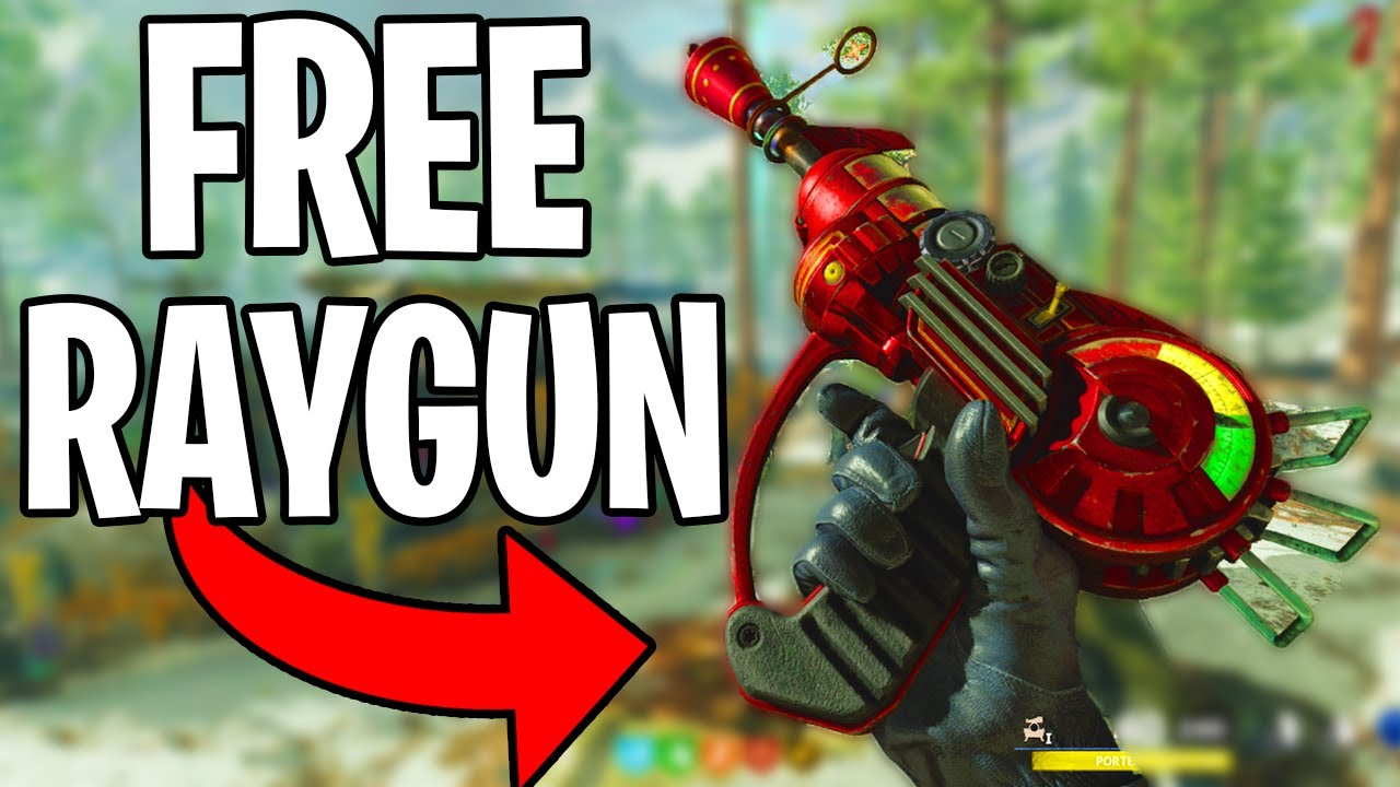 COLD WAR ZOMBIES - FREE RAYGUN EASTER EGG & FREE JUG EASTER EGG GUIDE TUTORIAL!