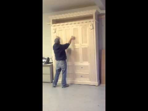 Awesome Custom Murphy Bed Wall Bed