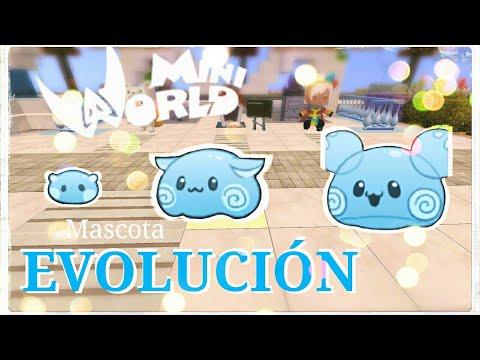 COMO EVOLUCIONAR LA MASCOTA - MiniWorld