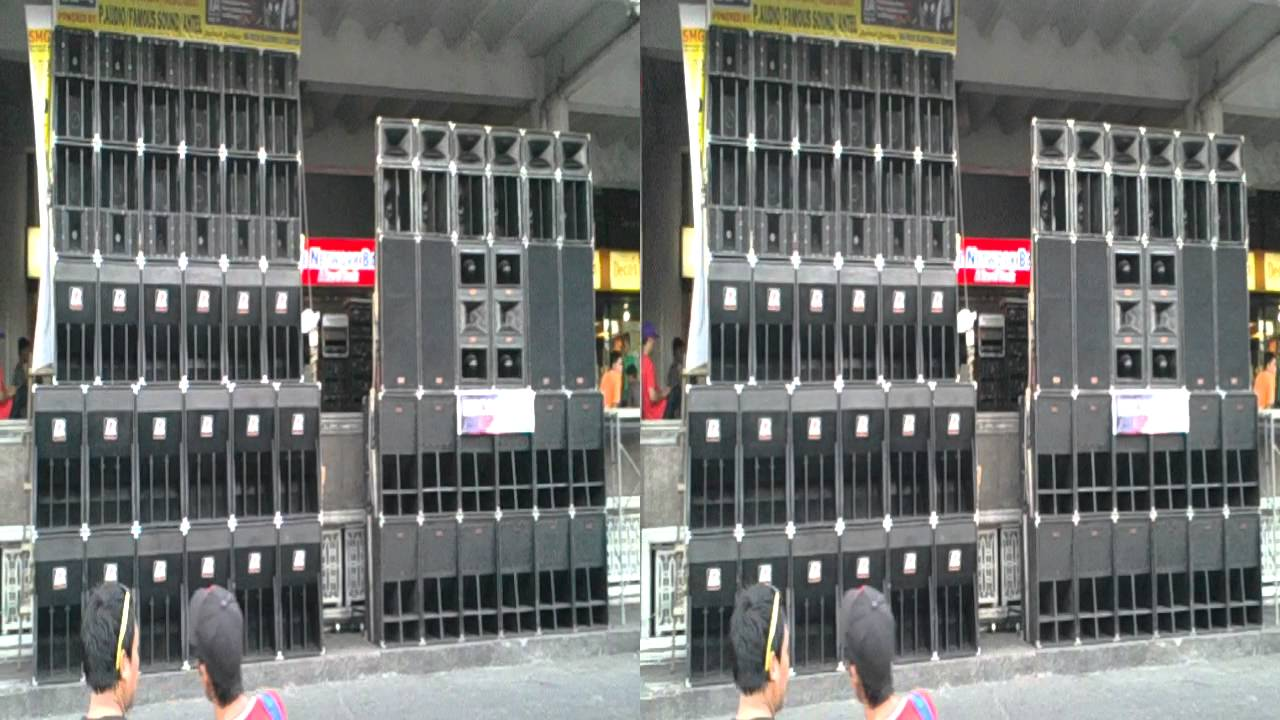 Iloilo Sound System Dinagyang 2014 Lg 3d Max Youtube