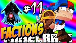 Minecraft FACTIONS #11 'PHANTOM!' - Treasure Wars S1 w/ Vikkstar