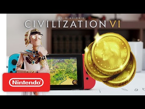 Sid Meier's Civilization VI - Episode 3: The Paths to Victory - Nintendo Switch
