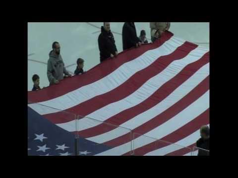 Penacook Elementary School - U.S. Anthem - January 20, 2017