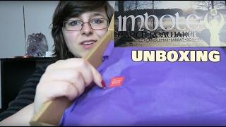 The Sabbat Box: Imbolc 2017 // 🌏 Earth Reawakened // Unboxing