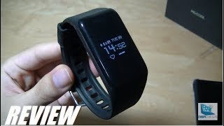 REVIEW: MGCOOL Band 3 - $15 HR Smartband!