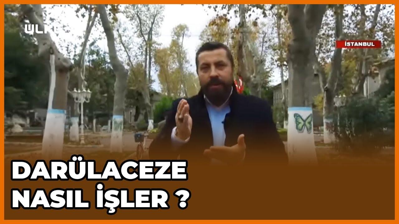 Tarihte Yürüyen Adam   29 Aralık 2018    Ahmet Anapalı Yorumuyla Darülazeceze Nasıl İşler