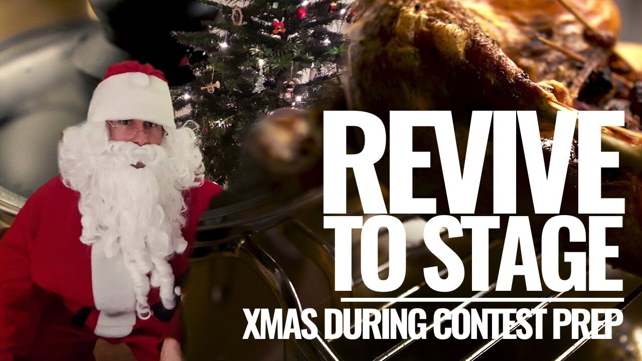 Revive to Stage: Xmas during Contest Prep