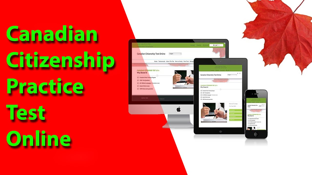 Canadian Citizenship Practice Test | Questions Discover Canada ...