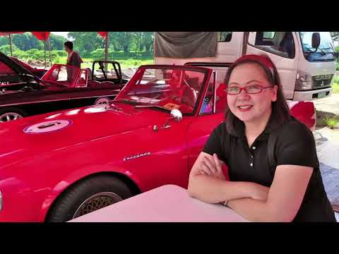 Manila Sports Car Club Vintage Race 2nd Leg 2013