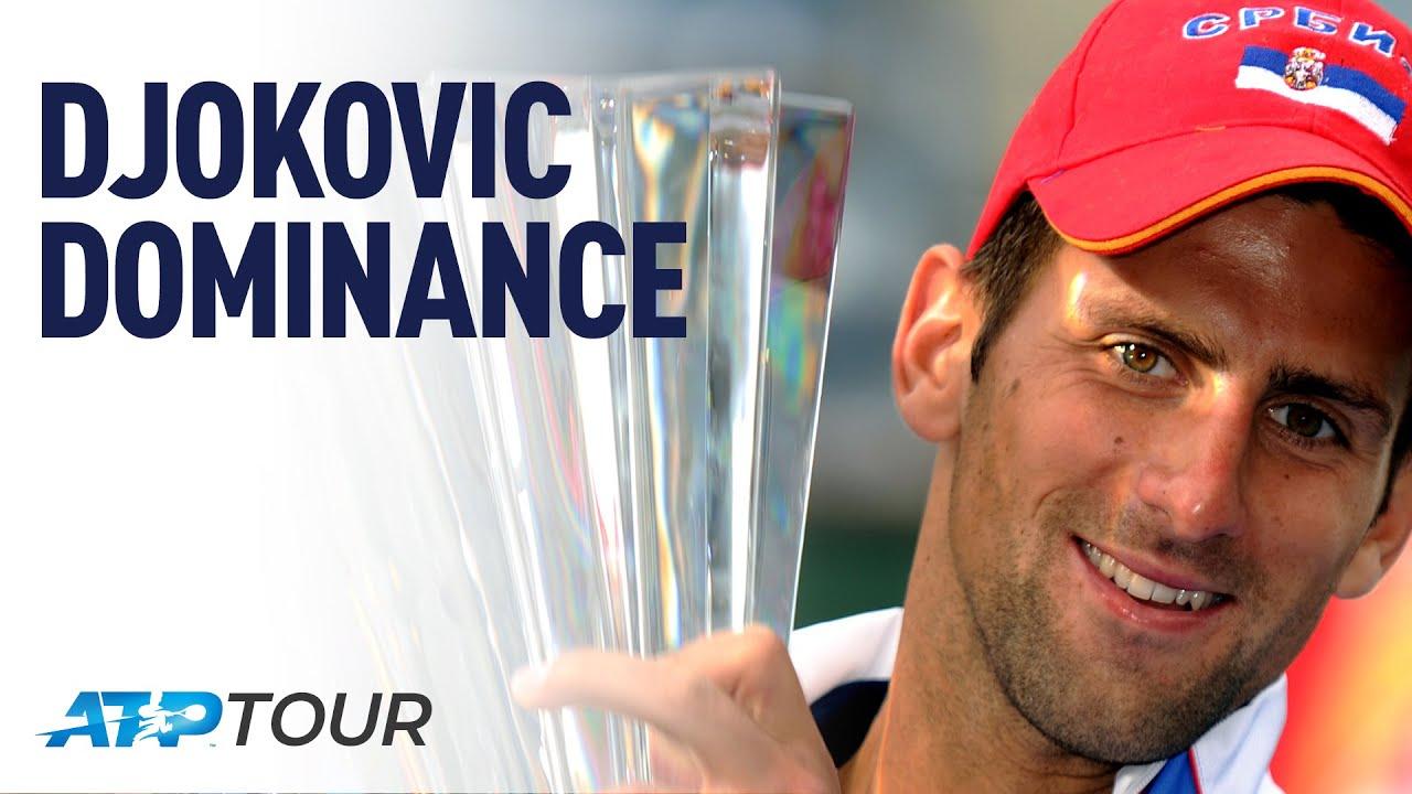 Djokovic Dominance | The Story Of Novak Djokovic's 2011 & 2015 Seasons