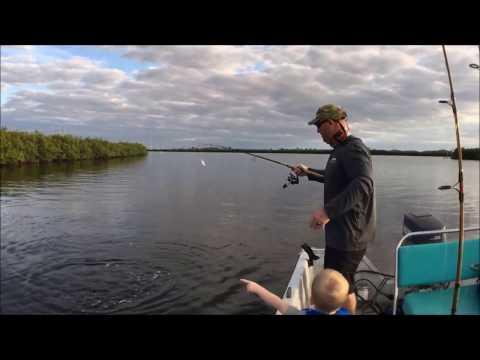 Fishing Manatee River.