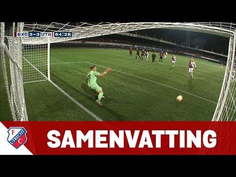SAMENVATTING   Excelsior vs. FC Utrecht