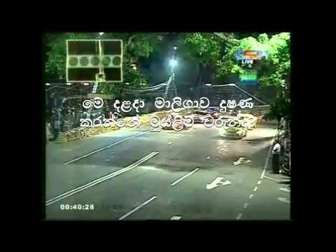 අලුත්ම දළදා වන්දනාව  ..Kandy Car Race.