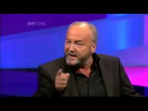 George Galloway Vs Ill Informed Audience Member