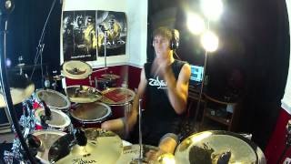 Gambar cover One More Night - Drum Cover - Maroon 5
