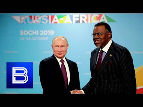 Africa Belongs to Putin Now! Presidents Come to Sochi to Pledge Their Undying Loyalty to Russia!