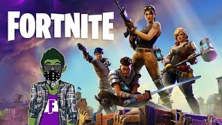 FORTNITE IS FREE? Fortnite Battle Royale Gameplay EN-BR L new PUBG style game