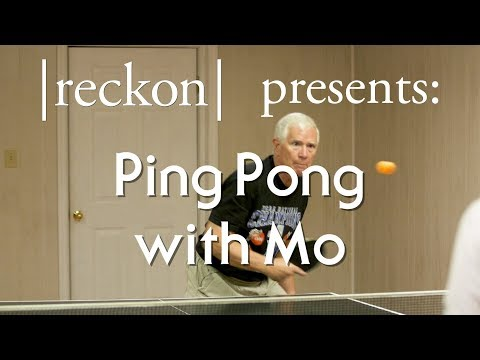 A Ping Pong game with US Representative Mo Brooks