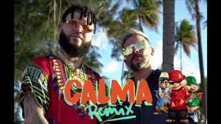 Baixar Calma (Remix) - Alvin y Las Ardillas (Pedro Capó, Farruko)