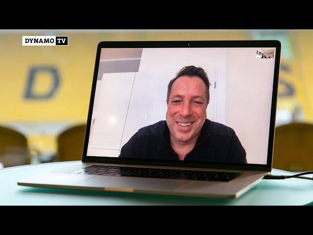 Quarantäne-Interview mit Cheftrainer Markus Kauczinski