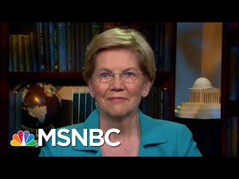 Warren After Reading Mueller Report: Time To Open Impeachment Proceedings | The Last Word | MSNBC