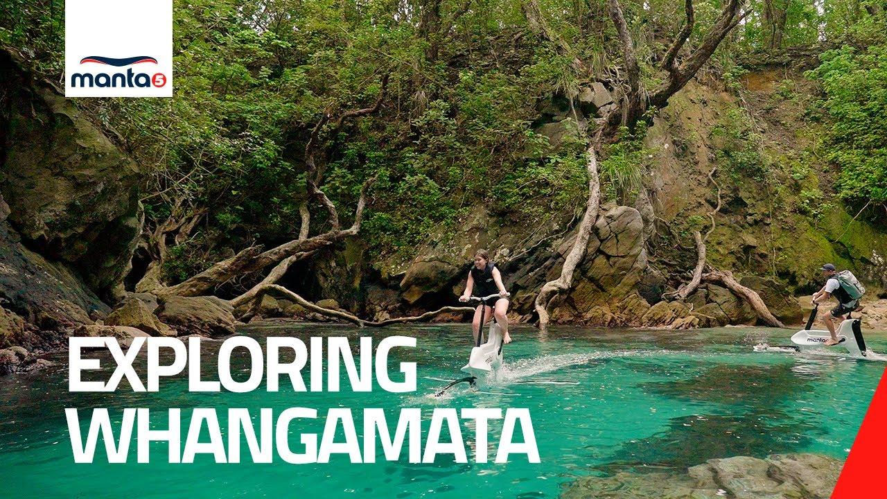 Whangamata New Zealand - YouTube