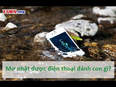Mơ nhặt được điện thoại đánh con gì? Giải mã giấc mơ thấy điện thoại