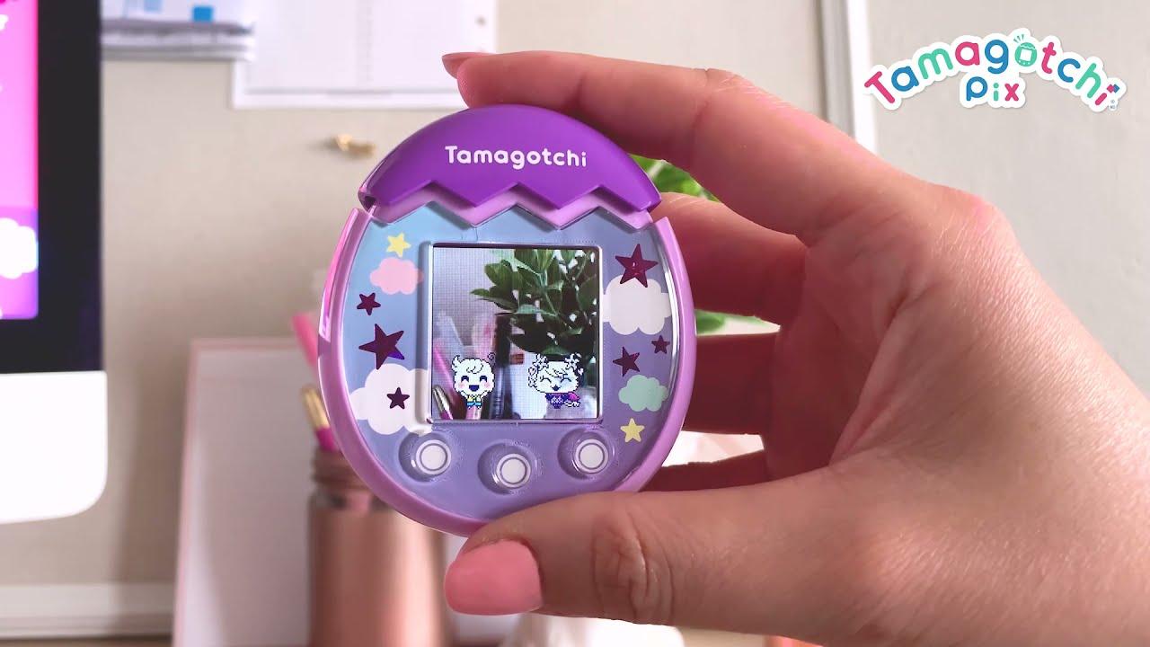 Tamagotchi Pix   Keeping Your Tamagotchi Happy