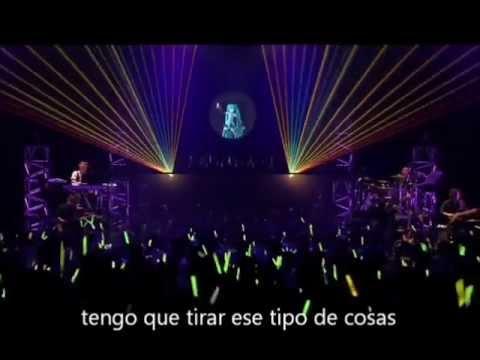 Hatsune Miku Live Party in Sapporo - Eh? aa suo - Sub Español - Song 5