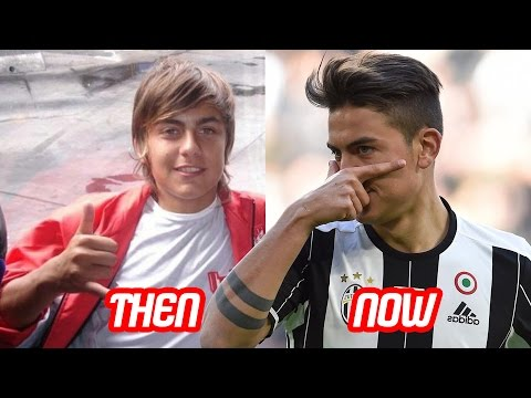Paulo Dybala Transformation Before And After (Body & Hair Style & Tattoos)   2017 NEW
