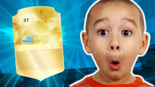 FIFA 16 ULTIMATE TEAM | TOTY PACK OPENING | MY BROTHER PACKS AN INSANE 90 RATED PLAYER!