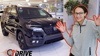 2019 Honda Passport Elite Review & Test Drive