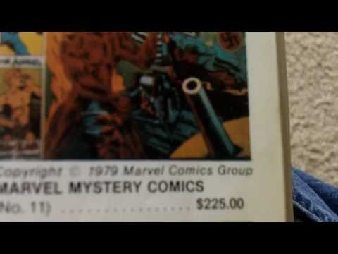 1979 Comic & Science Fiction Books Price Guide