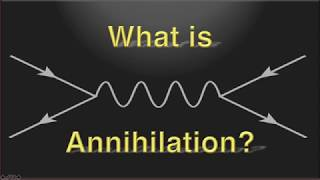 What is Annihilation? An explanation of pair production and matter's obliteration by Jeff Yee.