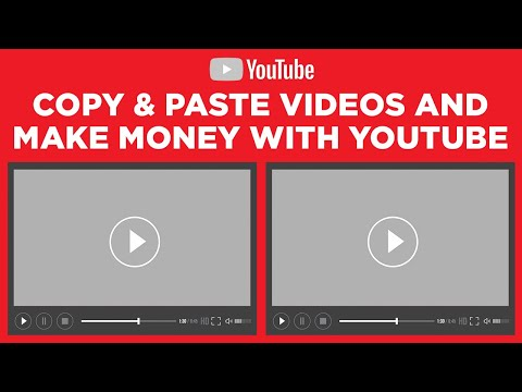 Copy & Paste Videos and Earn $100 to $300 Per Day - FULL TUTORIAL (Make Money Online)