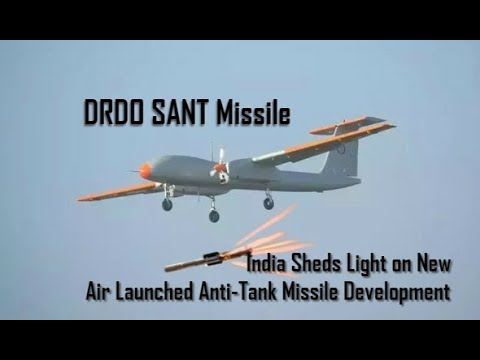 India Sheds Light on New Air Launched Anti Tank Missile Development