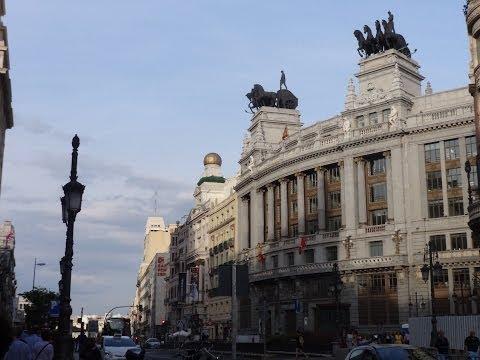 Maravilloso  MADRID, paseo por la capital de España. FOTOS M CASTRO. VIAJE  MAYO DE 2014